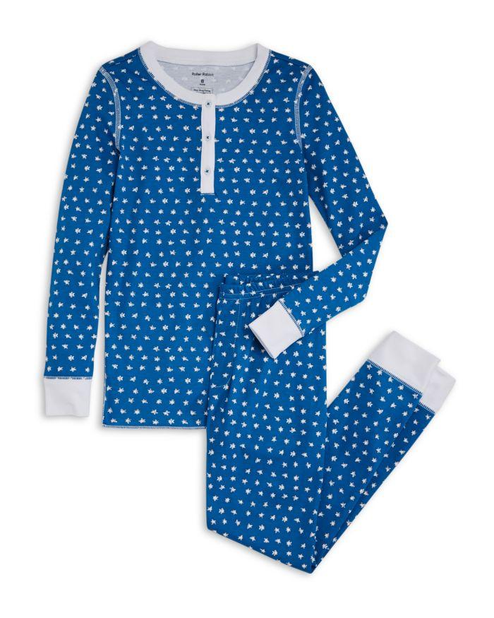 Roller Rabbit Unisex Cotton Starry Night Pajamas - Little Kid, Big Kid    Bloomingdale's