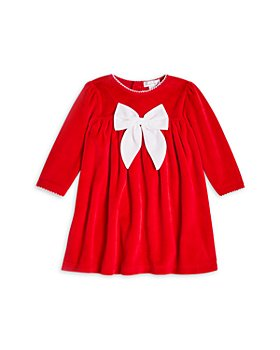 Kissy Kissy - Girls' Velour Dress - Baby