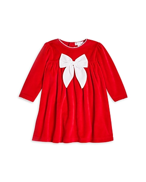 Kissy Kissy Girls' Velour Dress - Baby