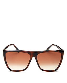 Givenchy - Women's Flat Top Square Sunglasses, 60mm