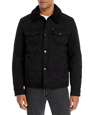 Sherpa Collar Trucker Jacket