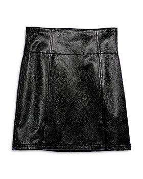 Free People - Holding Onto A Dream Coated Mini Skirt