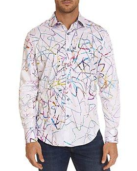 Robert Graham - String Art Shirt