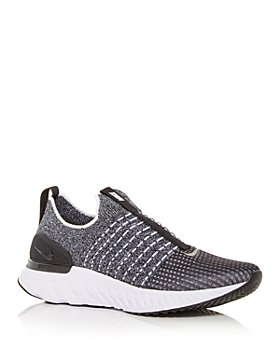 Nike - Men's React Phantom Run FK 2 Slip Knit On Sneakers