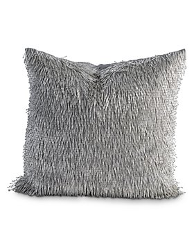 "Global Views - Shimmy Fringe Pillow, 20"" x 20"""