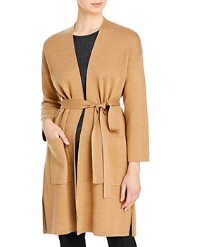 Eileen Fisher - Belted Wrap Cardigan