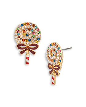 BAUBLEBAR - Lollipop Swirl Earrings