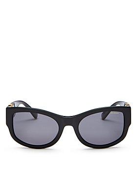 Versace - Men's Polarized Square Sunglasses, 55mm