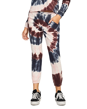 Chaser TIE DYED FRENCH TERRY JOGGER PANTS