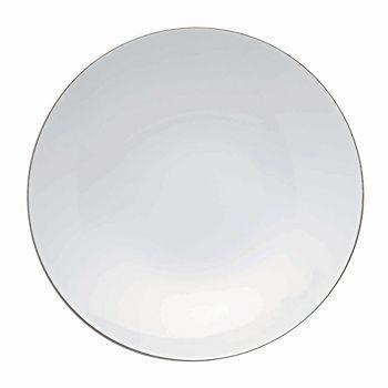 """Rosenthal - """"Tac 02 Platinum"""" Dinner Plate"""