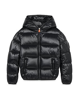 Save The Duck - Boys' Luck Hooded Puffer Jacket - Little Kid, Big Kid