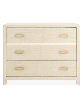 Mitchell Gold Bob Williams - Ariel Large 3 Drawer Chest