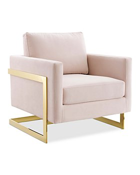 Modway - Posse Performance Velvet Accent Chair