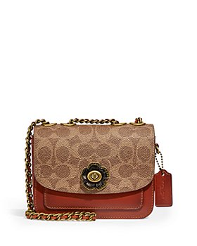 COACH - Madison Mini Signature Coated Canvas Shoulder Bag