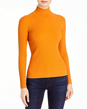 Tory Burch - Ribbed Turtleneck