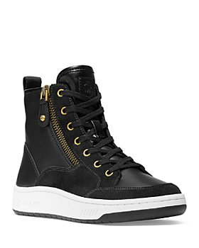 MICHAEL Michael Kors - Women's Shea Zip High Top Sneakers