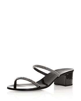 Giuseppe Zanotti - Women's Double Strap High Heel Sandals