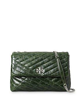 Tory Burch - Kira Chevron Leather Convertible Shoulder Bag