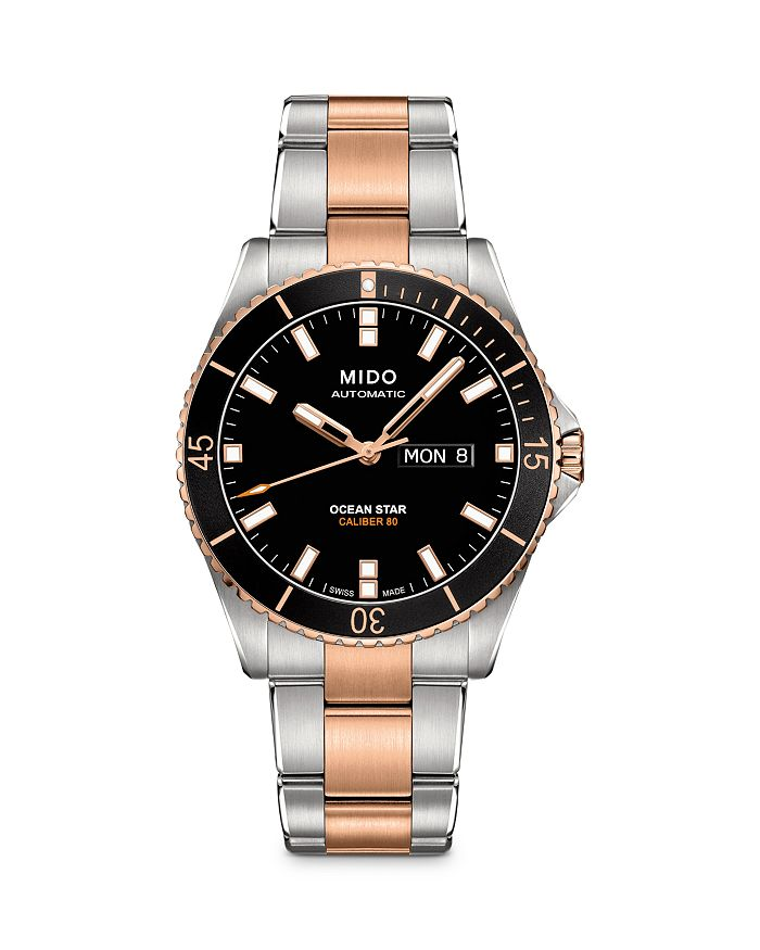 MIDO - Ocean Star 200 Watch, 42.5mm