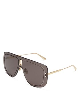 Dior - Women's Shield Sunglasses, 145.5mm