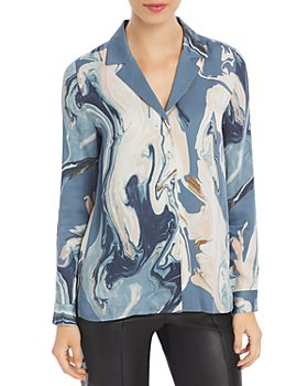 Lafayette 148 New York - Rigby Printed Blouse