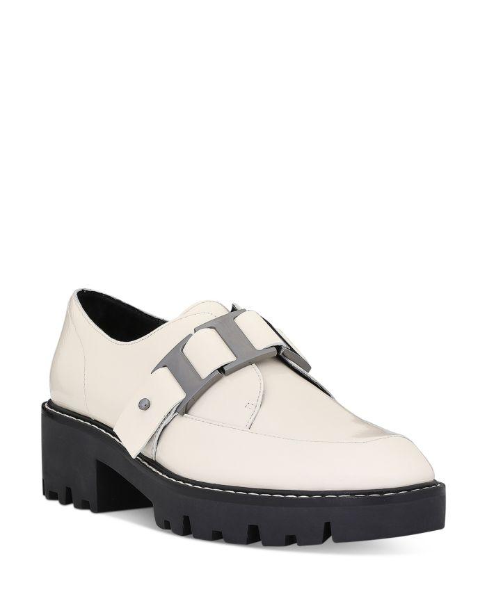 Donald Pliner Women's Slip On Embellished Loafer Flats  | Bloomingdale's