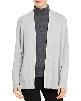 Lafayette 148 New York - Chine Open Front Cardigan