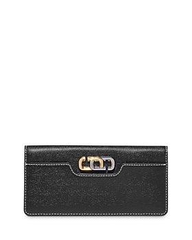 MARC JACOBS - Open Face Leather Wallet