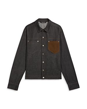 Neil Barrett Denim Shirt Jacket-Men