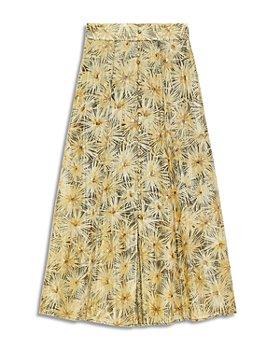 The Kooples - Floral Print Skirt
