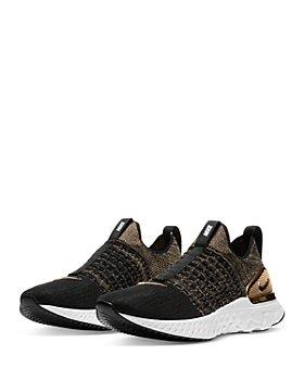 Nike - Women's React Phantom Run Flyknit 2 Premium Running Sneakers