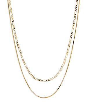 Cecelia Double Chain Necklace