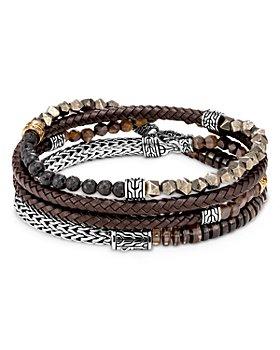 JOHN HARDY - Classic Chain 18K Gold & Silver Multi-Wrap Bracelet