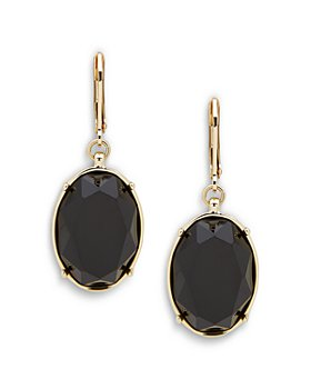 Ralph Lauren - Oval Drop Earrings