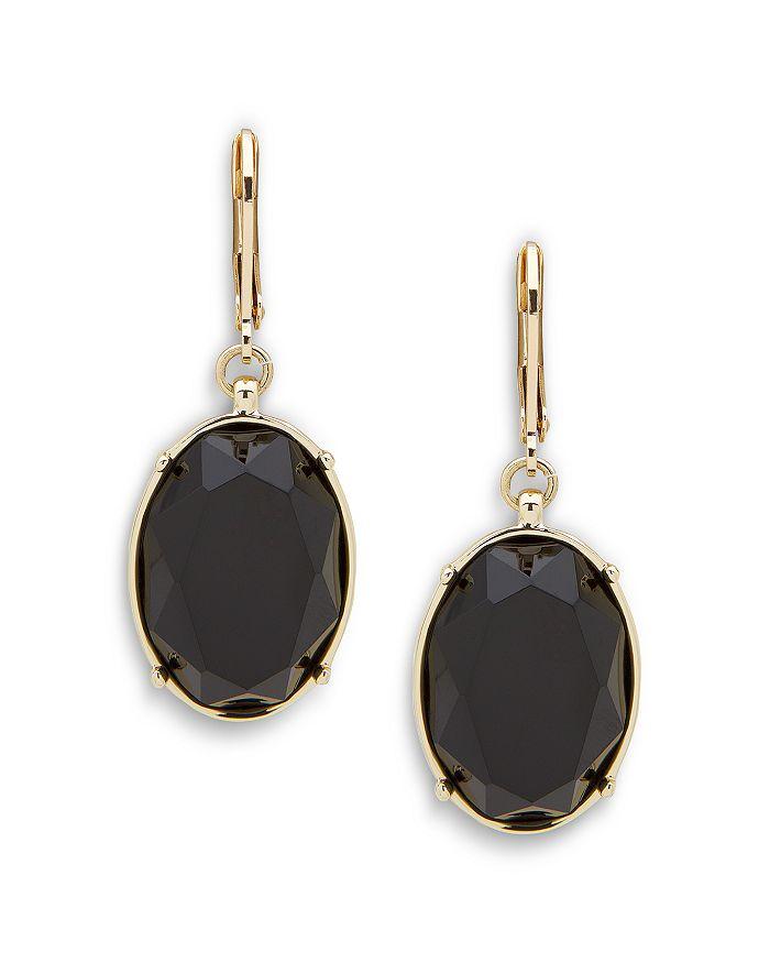 Ralph Lauren - Oval Drop Earrings