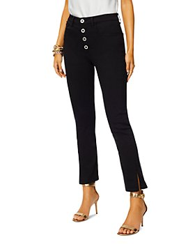 Ramy Brook - Cindy High Rise Bootcut Jeans in Black