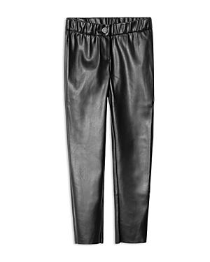 Zadig & Voltaire Girls\\\' Pharel Faux Leather Pants - Little Kid, Big Kid-Kids