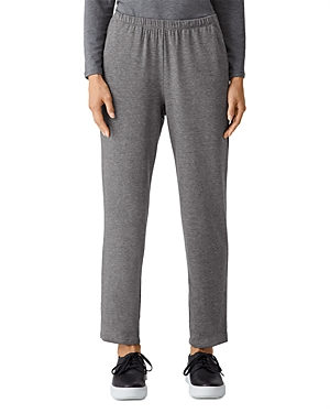 Eileen Fisher JERSEY TAPERED ANKLE PANTS