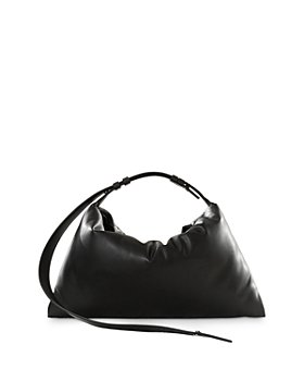 SIMON MILLER - Puffin Medium Faux Leather Hobo