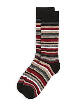 The Men's Store at Bloomingdale's - Striped Crew Socks - 100% Exclusive