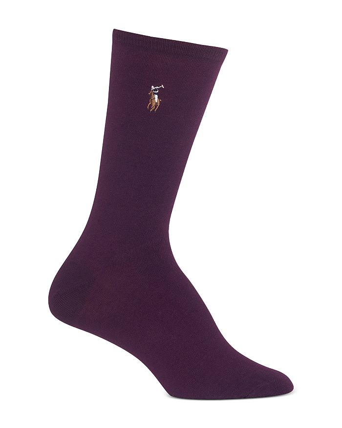 Ralph Lauren - Polo Classic Flat Knit Socks