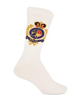 Ralph Lauren - Polo Crest Crew Socks