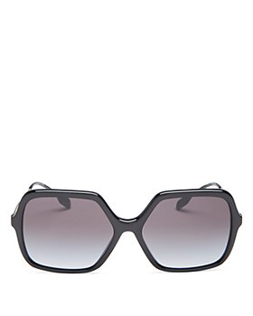 Burberry - Women's Square Sunglasses, 55mm