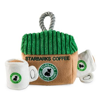 Haute Diggity Dog - Starbarks Coffee House Interactive Plush Toy