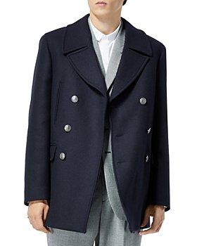 The Kooples - Navy Pea Coat
