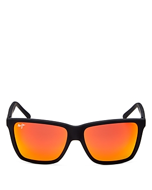 Unisex Cruzem Polarized Square Sunglasses