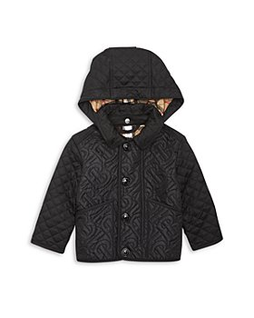 Burberry - Unisex Giaden Hooded Quilted Jacket - Baby
