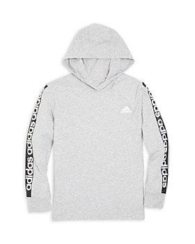 Adidas - Boys' Linear Hoodie - Big Kid