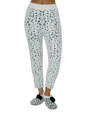 Snow Cheetah Pants