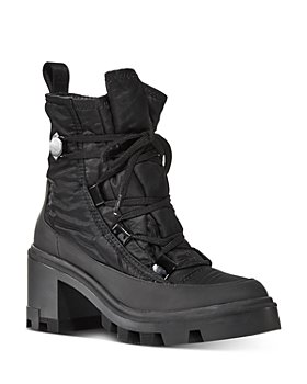 Moncler - Women's Cheryne Lug Sole Booties